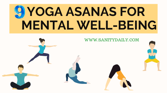 Yoga Asanas for Mental Well-Being