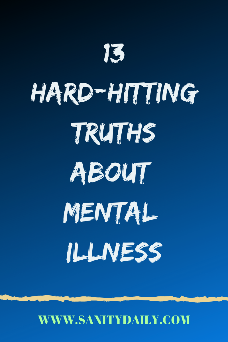 reasons we must talk about mental health