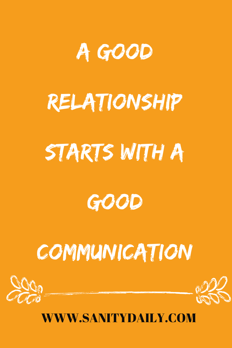 Common communication problems in a relationship